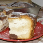 smaczne ciasto ucierane...