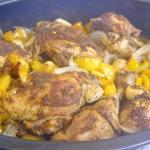 aromatyczne palki kurczak...