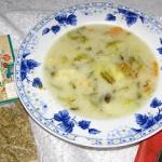 zupa ogórkowa z koprem...