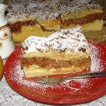 pyszne ciasto ucierane z...