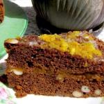 łatwe ciasto piernikowe...