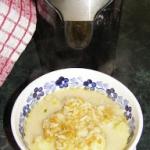 smaczna zupa kalafiorowa...