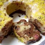 agrestowe ciasto ucierane...
