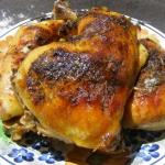 udka kurczaka pieczone z...