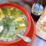pyszna zupa koperkowa z...