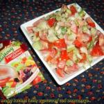 pory,ogórki,pomidory w...