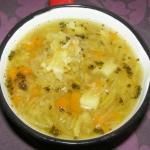 pyszna zupa z brukwi...