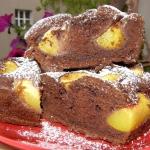 Kakaowo-kawowe ciasto z...
