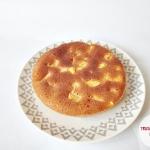 Ciasto gryczane z brzoskw...