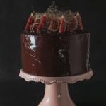 Tort czekoladowo- figowa...