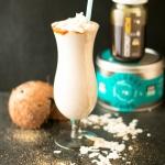 Shake bananowo - kokosowy