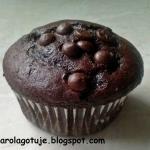 Muffinki idealnie czekola...
