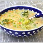 Zupa z komosą ryżową