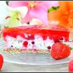 Serniczek owocowy