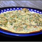 Omlet z kozią brodą