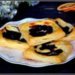 Ciasteczka francuskie z...