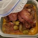 Kurczak z oliwkami - prze...