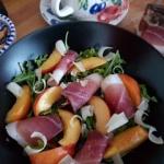 Salatka ze speckiem i brz...