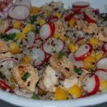 Salatka z quinoa i kurcza...