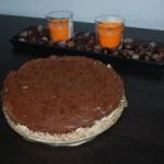 Tort kokosowo-czekoladowy...