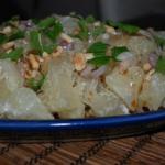 Tajska sałatka z pomelo