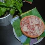 Rozowa salatka z krewetek...