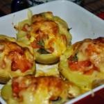Pomidorowo-bazyliowe piec...