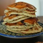 Lesne pancakes z jagodami...