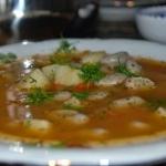 Zupa z bobu z balkanska n...