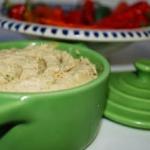 Hummus z chili