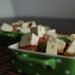 Sałatka z arbuza i sera...