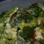 Brokuły zapiekane