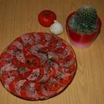 Salami z pomidorami
