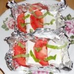 Łódeczki z pomidorami...