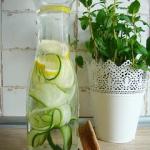 Ogorkowa woda smakowa