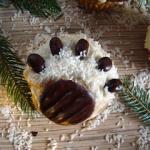 Muffinki  Odcisk Misia