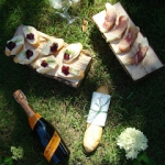 Kanapeczki z serem...