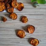 Chipsy z marchewki
