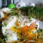 Kanapka z jajkiem na...