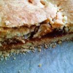 Ciasto jablkowe z pigwa
