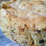 Tort ziemniaczany z piecz...