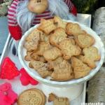 korzenne ciasteczka ze st...