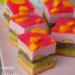 ciasto  kokietka