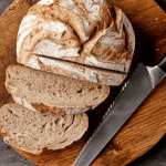przepis na domowy chleb...