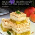 jablecznik z cynamonowym ...