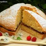 łatwe ciasto na grysiku