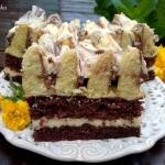 ciasto  góra lodowa