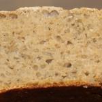 Chleb orkiszowo-żytni...