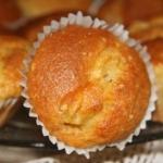 Muffinki z Mandarynki
