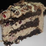 Tort Makowo-Kawowy